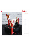 Sternkopf-Engel Kalender 2021