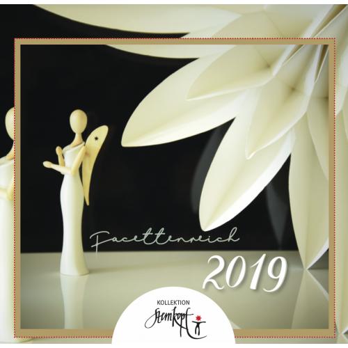 +++ NEU +++ Kalender Sternkopf Engel 2019